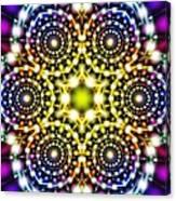Interstellar Mind Travel Canvas Print