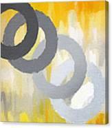 Intertwine Canvas Print