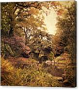 Intimate Landscape Canvas Print