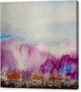 Into The Mist I Canvas Print