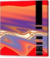 Inw_20a6050 Weaving Canvas Print