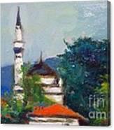 Ioannina Canvas Print