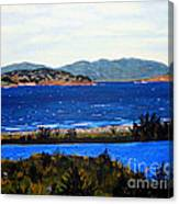 Iona Formerly Rams Islands Canvas Print