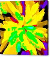 Iphone Cases Colorful Flowers Abstract Roses Gardenias Tiger Lily Florals Carole Spandau Cbs Art 182 Canvas Print
