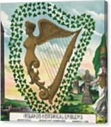 Ireland 1894 Canvas Print