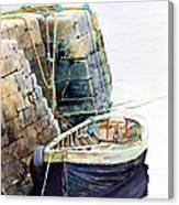 Ireland Boat Canvas Print
