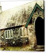 Ireland Church Xiv Canvas Print