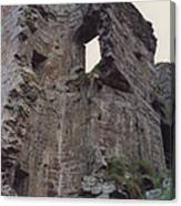 Ireland Minard Castle Ruins By Jrr Canvas Print