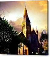 Ireland St. Brendan's Cathedral Canvas Print