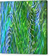 Iridescence Canvas Print