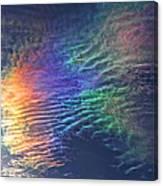 Iridescent Clouds 1 Canvas Print