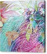 Iridescent Fairytale Canvas Print