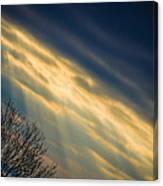Irish Sunbeams Canvas Print