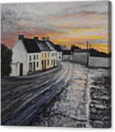 Rathvilly After The Rain Canvas Print