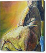 Irja Canvas Print