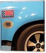 Iroc 911 Rsr Canvas Print