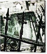 Iron Guard No.2 Canvas Print
