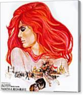 Isadora, Aka The Loves Of Isadora Canvas Print