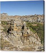 Isalo National Park Madagascar 2 Canvas Print