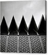 Islamic Geometry Canvas Print