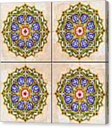 Islamic Tiles 03 Canvas Print