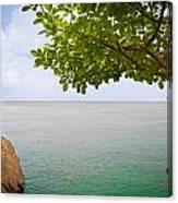 Island Hues Canvas Print