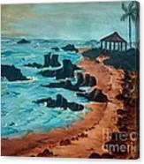 Island Of Dreams Canvas Print