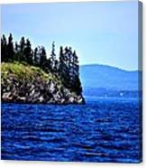 Island Of Pines Canvas Print