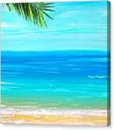 Island Paradise Canvas Print