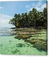 Island Time Canvas Print