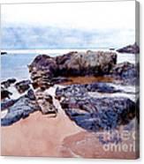 Islands Off The Shore Canvas Print