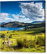 Isle Of Skye In Scotland Canvas Print