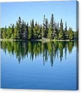 Isle Royale Reflections Canvas Print