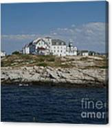 Isles Of Shoals 2 Canvas Print