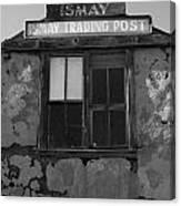 Ismay Ut Trading Post 03 Canvas Print