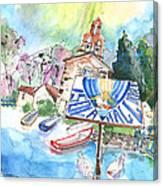 Isola Maggiore In Italy 01 Canvas Print