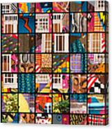 Istanbul Colour 10 Canvas Print