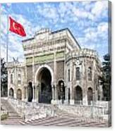 Istanbul University 03 Canvas Print