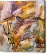 Istrian Bull -  Boshkarin Canvas Print