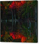 It Fall Time Again Canvas Print