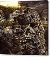 It Is Finished Calvary Jerusalem Canvas Print