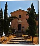 Italian Chapel Canvas Print