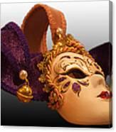 Italian Masquerade Canvas Print
