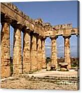 Italian Ruins 2 Canvas Print
