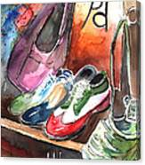 Italian Shoes 01 Canvas Print