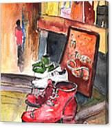 Italian Shoes 05 Canvas Print