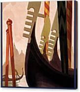 Italian Travel Poster, C1920 Canvas Print