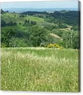 Italy 3 Canvas Print