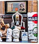 Italy Memorabilia Canvas Print