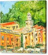 Italy - Portofino Canvas Print